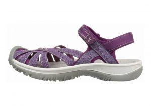 Keen Rose Violett (Dark Purple/Purple Sage)