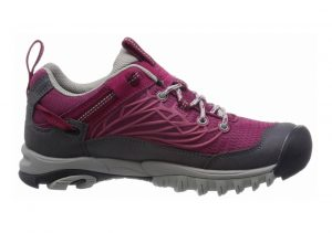 Keen Saltzman WP Beet Red/Neutral Gray