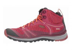 Keen Terradora Mid Waterproof  Pink