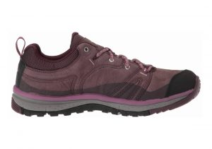 Keen Terradora Leather Waterproof Purple