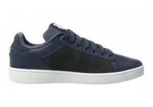 K-Swiss Clean Court CMF Azul (Midnight Navy/White)