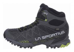 La Sportiva Core High GTX grey green