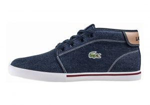 Lacoste Ampthill Canvas Chukka Trainers lacoste-ampthill-canvas-chukka-trainers-e0d8