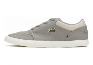 Lacoste Bayliss Sneaker Grey Canvas