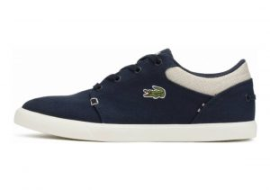 Lacoste Bayliss Sneaker Navy Canvas