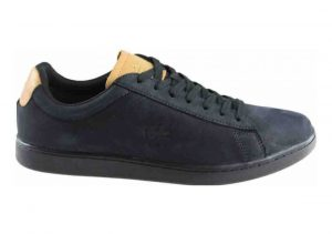 Lacoste Carnaby Evo Suede  Black