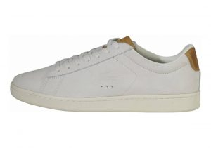 Lacoste Carnaby Evo Suede  Off White