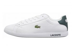 Lacoste Graduate LCR3 Green leather