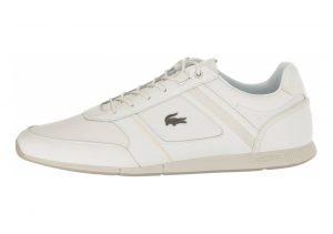 Lacoste Menerva Leather  Off-white/Off-white