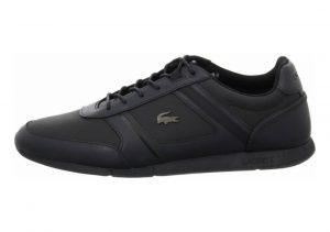 Lacoste Menerva Leather  Black