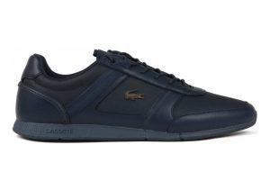 Lacoste Menerva Leather  Blue