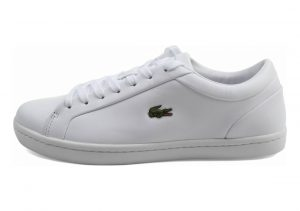 Lacoste Straightset Lace 317 3 White