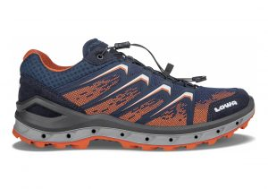 Lowa Aerox GTX Lo Surround Navy/Orange