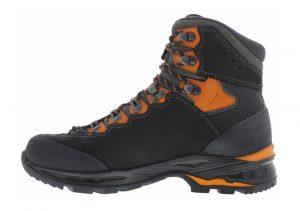 Lowa Camino GTX Black (Schwarz/Orange 920)