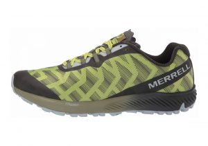 Merrell Agility Synthesis Flex Lime Punch
