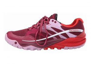 Merrell All Out Charge Purple