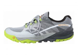 Merrell All Out Charge Grey/Lime Green