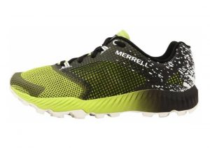 Merrell All Out Crush 2 Black (Black/Speed Green)