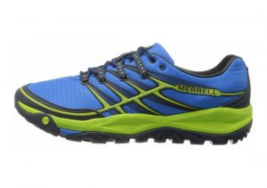 Merrell All Out Rush Blue/Lime