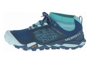 Merrell All Out Terra Trail Bleu (Blue/Aqua)