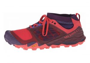 Merrell All Out Terra Trail Red