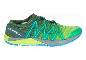 Merrell Bare Access Flex Knit Green