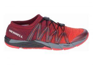 Merrell Bare Access Flex Knit Red