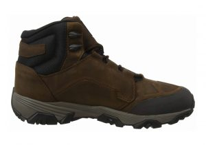 Merrell Coldpack ICE+ Mid Polar Waterproof Brown (Clay Clay)