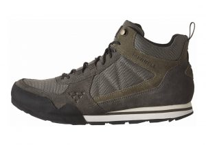 Merrell Burnt Rock Mid Grey