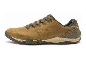 Merrell Parkway Emboss Lace  Brown
