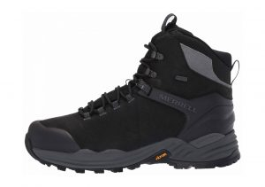 Merrell Phaserbound 2 Tall Waterproof Black