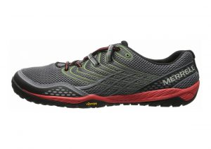 Merrell Trail Glove 3 Gris (Grey/Red)