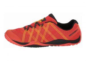 Merrell Trail Glove 4 E-Mesh Red