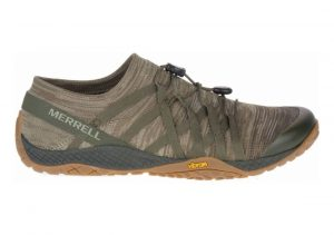 Merrell Trail Glove 4 Knit Green (Dusty Olive Dusty Olive)