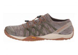 Merrell Trail Glove 4 Knit Wool Grey