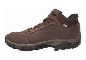Merrell Moab Adventure Mid Waterproof Brown