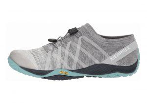 Merrell Trail Glove 4 Knit Grey