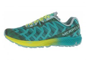 Merrell Agility Synthesis Flex Green