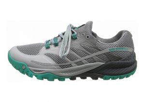 Merrell All Out Charge Light Grey/Dynasty Green