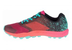Merrell All Out Crush 2 GTX Red (Azalea/Turquoise)