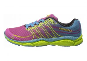 Merrell All Out Flash Wine/Lime