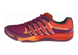 Merrell All Out Fuse Purple/Orange