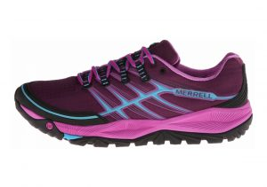 Merrell All Out Rush Purple/Horizon Blue