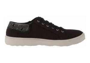 Merrell Around Town City Lace Canvas  Black