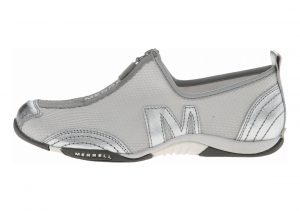 Merrell Barrado Silver Leather