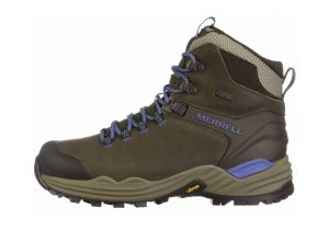 Merrell Phaserbound 2 Tall Waterproof Green