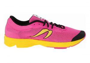 Newton Distance Elite Pink/Yellow
