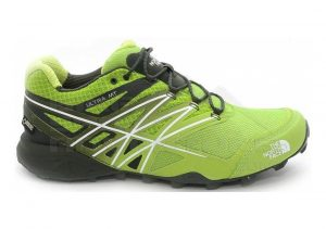 The North Face Ultra MT GTX Green