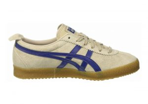 Onitsuka Tiger Mexico Delegation Feather Grey/Navy Peony