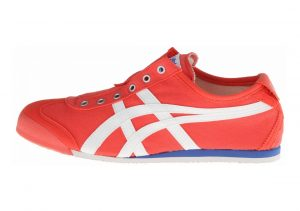 Onitsuka Tiger Mexico 66 Slip-On Red
